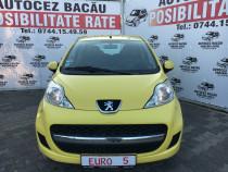 Peugeot 107-automata-2011-posibilitate rate-