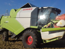 Combine agricole Claas Tucano si altele Plata in rate