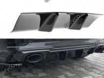 Prelungire difuzor bara spate Audi RS3 8V FL Sportback v9