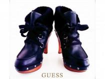 Guess Boots, autentice, piele naturală, noi - Deosebit
