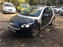 Smart forfour 1,5 dci automat panorama