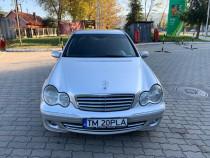 Mercedes c 220 150cp facelift (variante)