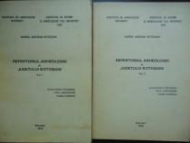 Repertoriul arheologic al judetului Botosani, 2 vol