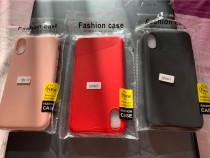 Husa/carcasa Silicon iPhone X-Xs și Xs MAX