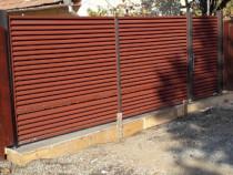 Porți si garduri moderne