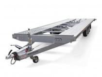 Platforma auto 8 metri, 3500 kg 800x216 Martz Profesionala