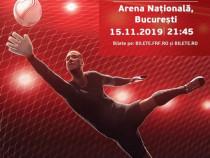 Bilete VIP Romania vs Suedia - VIP Inel 1 sectiune 144