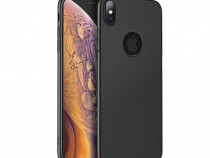 Husa Telefon Silicon Apple iPhone XS Max Black Hoco NOU