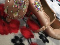 Pantofi standard pentru dans sportiv