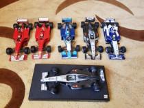 Machete 1:18 Minichamps, Hot Wheels, BMW, McLaren, Ferrari