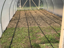 Kit Solar Profi-Otel Zincat KZ 16 (16 m lungime x 4 m latim)
