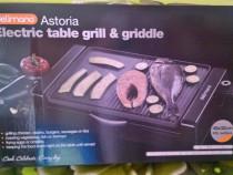 Grătar/plită electrică Astoria Grill & Griddle, 2300W, 2in1