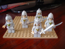 Cavaleri tip LEGO