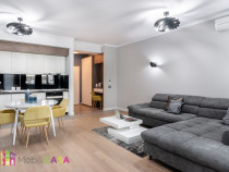 Herastrau - Gafencu apartament 2 camere 78 mp utili