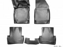 Covoare/presuri cauciuc stil tavita VW T6 Caravelle 2015->