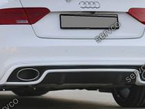 Difuzor bara spate Audi A5 Sportback S5 Rieger 2012-2015 v11