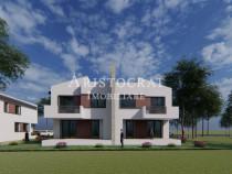 Vila tip duplex Corbeanca, cu acces facil DN1