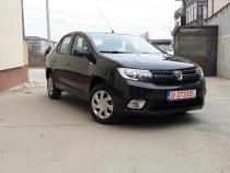 Dacia Logan Negru 15 km
