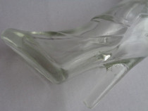 Pantof de sticlă pentru colecționari