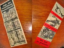 B84-ww2-I-3 Reich-Manifest mare propaganda nazist.