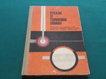 Utilajul și tehnologia sudării/ i. vasile/ 1977