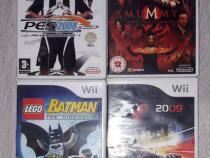 Joc nintendo WII Batman,F1,PES 2008,Mummy