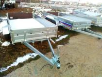 Remorca Niewiadow 3x1,5m rabatabil