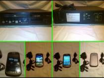 Tel Samsung Xcover2 si Videorecorder VHS Japan