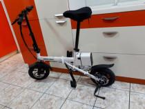 Bicicletă electrică pliabilă