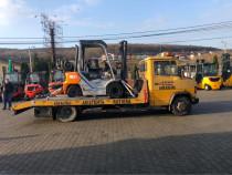 Tractari auto non stop transport utilaje pna la 6 tone