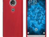 Husa telefon silicon motorola moto g6 play red produs nou