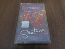 Caseta audio originala Santana - Supernatural (1999)