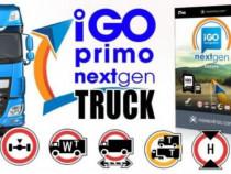 Instalare harti navigatie GPS TIR Camion iGO Primo