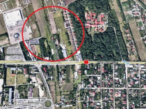 DN 1  - Otopeni teren constructii 9000mp