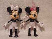 Figurină Disney Mickey Mouse & Minnie Mouse