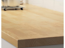 Blat 1200 x 600 x 30 mm din lemn masiv de pin