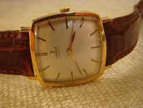 Superb ceas OMEGA Automatic TV Dial Cal. 552 - AUR 18k