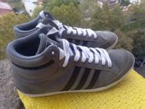 Ghete piele Adidas mar 46-47fr (29.8 cm) made in Indonesia.