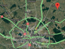6000 mp teren la 15 km de Bucuresti