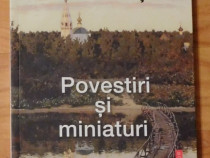 Povestiri si miniaturi de Alexandr Soljenitin