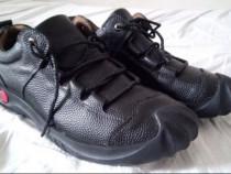 Pantofi masura 42 43 44 NOI sport PIELE 100% naturala !