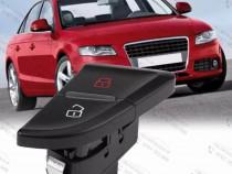 Buton blocare /deblocare usi pentru Audi A4 B8, Audi A5
