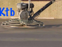 Beton elicopterizat - platforme industriale betonate