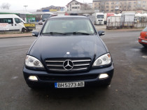 Mercedes ml 400 cdi an 2004