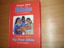 Prima mea Biblie cu ilustratii (cartonata, ilustrata color )