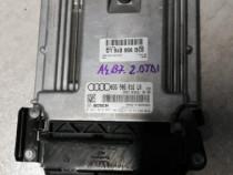 ECU Calculator motor Audi A4 2.0TDI 0281013887