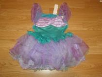 Costum carnaval serbare sirena ariel 3-4 ani