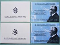 Bancnote 100 lei - Desăvârșirea Marii Uniri Ion Brătianu