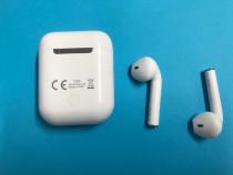 Casti wireless i12 Bluetooth pentru smartphone