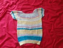 Bluza fete handmade